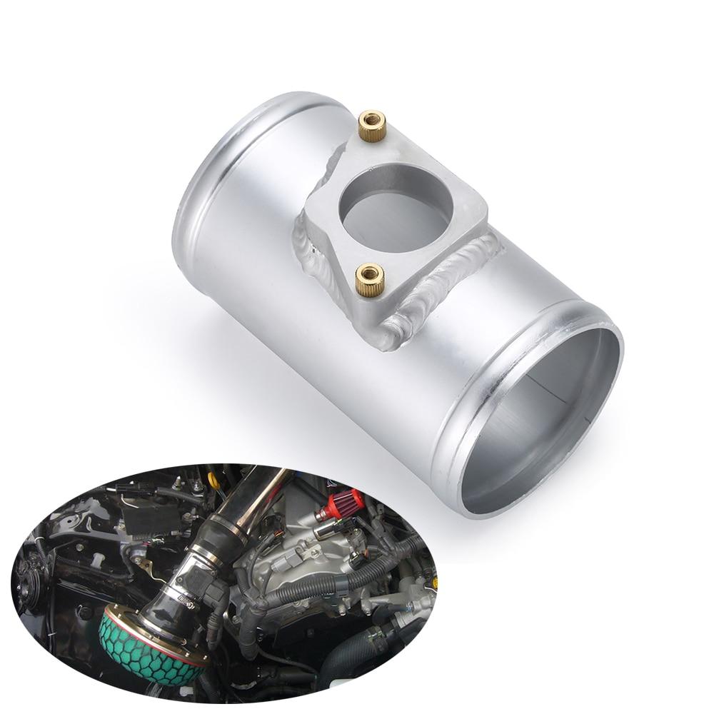 Adaptador de Sensor de flujo de aire compatible con TOYOTA, MAZDA 3 y 6, SUBARU, SUZUKI SWIFT, JIMNY, MAF, medidor de entrada de aire de rendimiento, montaje 63, 70, 76mm