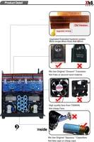 2000W Car Amplifier Power Audio Voice Amplifier Fp20000q 4ch Digital Audio Amplifier Circuit