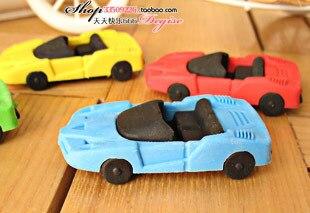 Pcs lot nouveau design amovible mini forme de voiture crayon