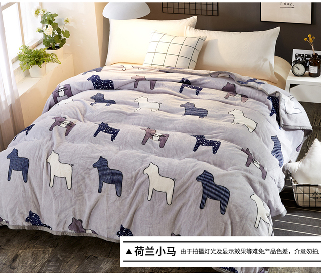US 19 OFF Super Soft Warm Twist Cotton Cable Knitting Throw Sleeping Cover Blanket Rug For Kids Or Adults Bedroom Sofa Bed Couch Car In