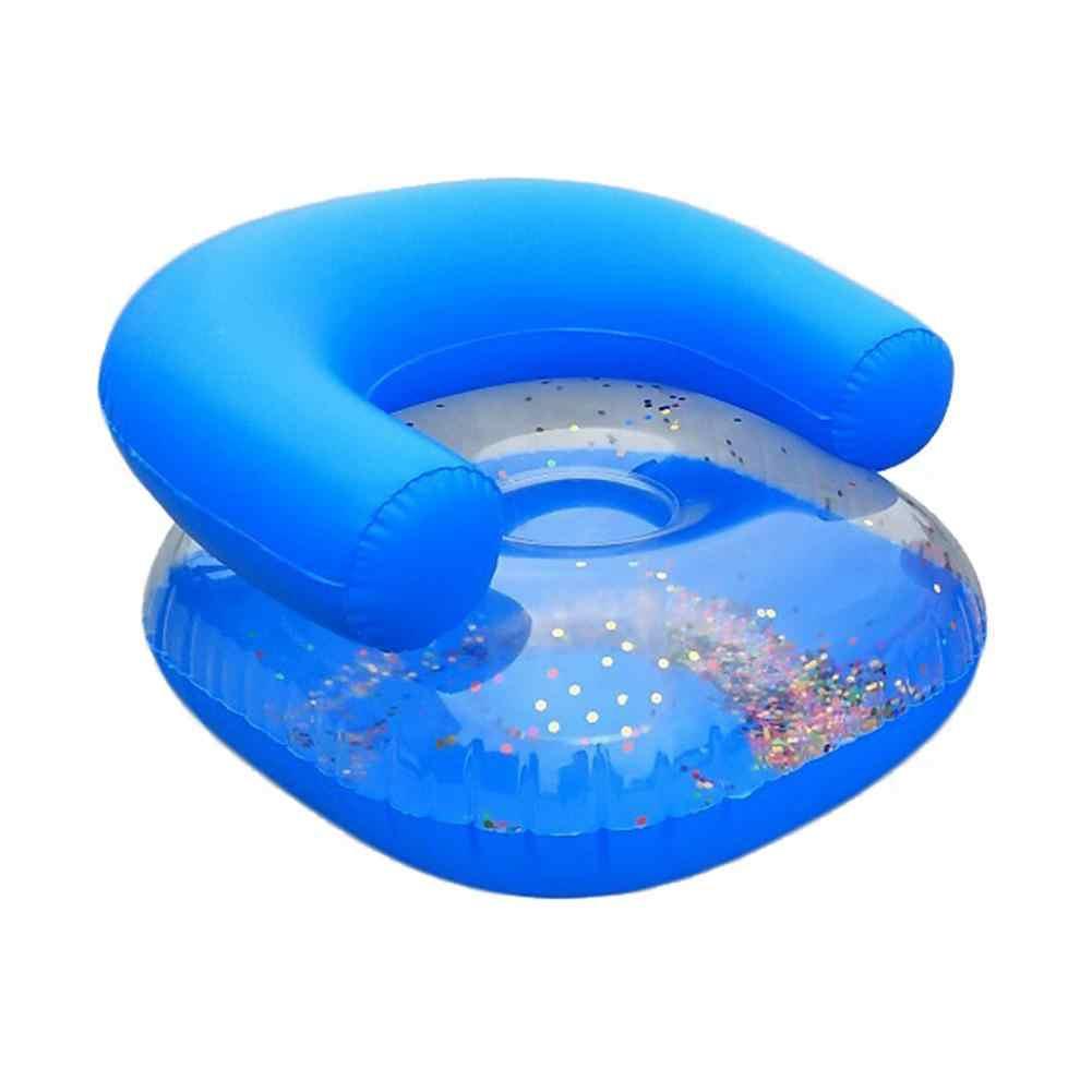 Sofá inflável Água brinquedos de Natação de Água Acessório Assento Assento de carro para Crianças Cadeira Sofá Inflável Ar Assento Natação #40