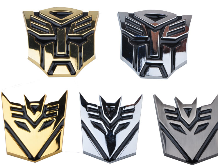 Cool New Protector Autobot Transformers Emblem Badge Graphics Decal Car Sticker