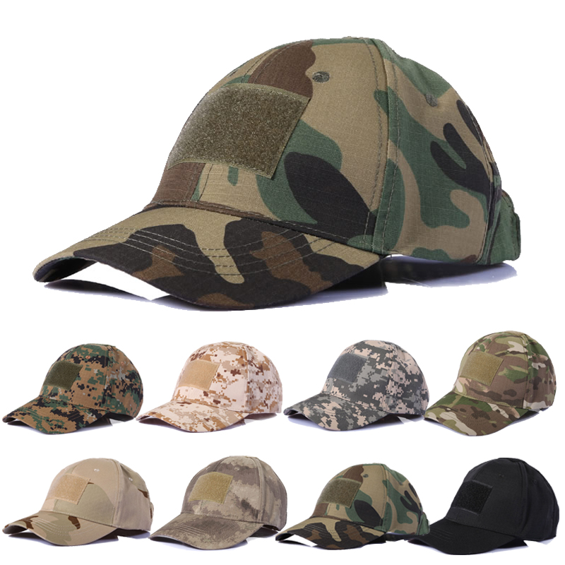 acu camo baseball cap outdoor men camouflage font male sports tactical caps sun army