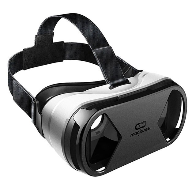 MAGICSEE G1 Virtual Reality 3D Glasses  Case 360 Degrees Private IMAX Theater for 4 - 6 inch Mobile Phones