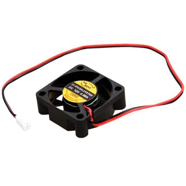 Бесщеточный вентилятор охлаждения постоянного тока GTFS-30mm x 30mm x 10mm 3010S 12V 0.06A