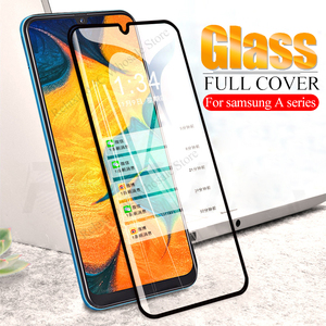 3D Full cover tempered glass For samsung galaxy a10 a20 a30 a40 a50 a60 a70 a90 on the galax a 10 20 30 40 50 70 protective glas