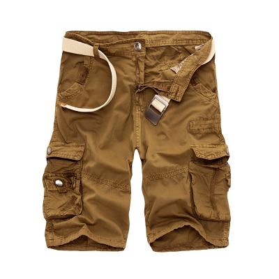 Military Cargo Shorts Men Summer Camouflage Pure Cotton Brand Clothing Comfortable Men Tactical Camo Cargo Shorts 10