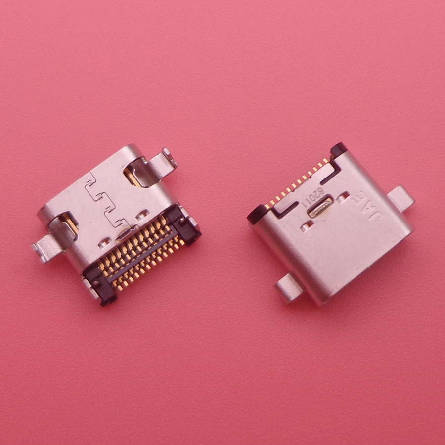 5pcs/lot New Micro <font><b>USB</b></font> Charging Charge Port Connector Socket power plug repair parts For <font><b>Sony</b></font> Xperia L1 G3311 G3313 <font><b>G3312</b></font> image