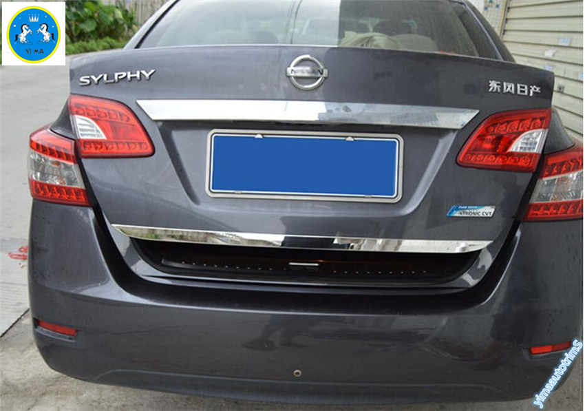 New Accessories ! New For Nissan Sylphy Sentra 2012 2015 ...