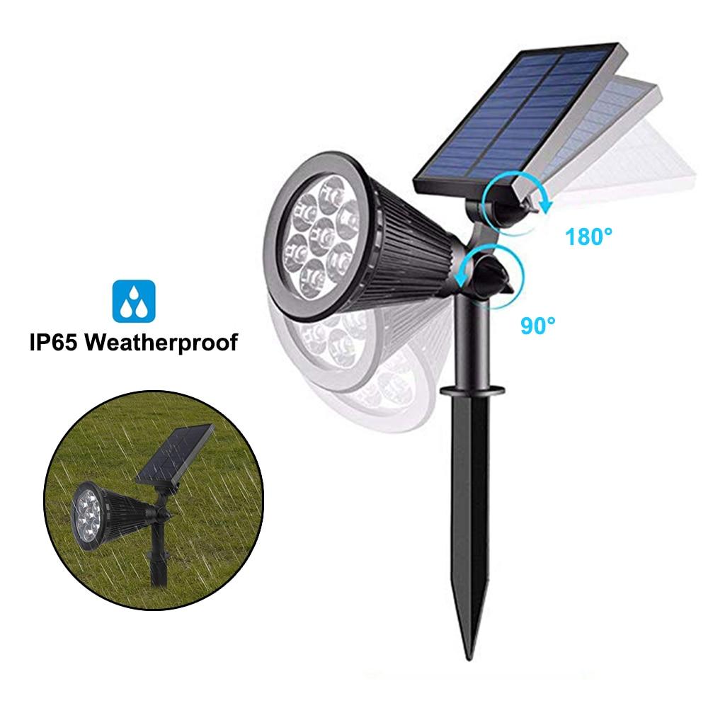 asafee solar spotlight ajustavel movido energia 01