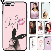 Yinuoda Ariana Grande Lovely Design Phone Accessories Case for