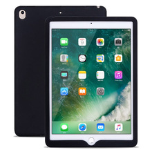 Buy tablet Case For apple ipad 2018 Jelly Bean Cute Soft Silicone Rubber Protective Case For ipad 9.7 2017 Case Children Soft Cover directly from merchant!