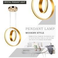 Fashion new style hotel house living room crystal decoration modern led hanging light chandelier pendent lighting