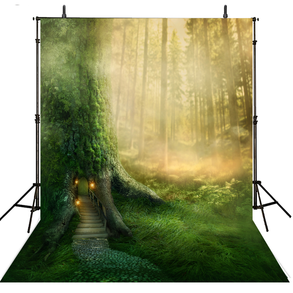 Children Photography Backdrops Vinyl Backdrop For Photography Camera Fotografica Alice in Wonderland Background For Photo Studio allenjoy photography background lovely clouds cotton hearts stars rainbow backdrop photo studio camera fotografica