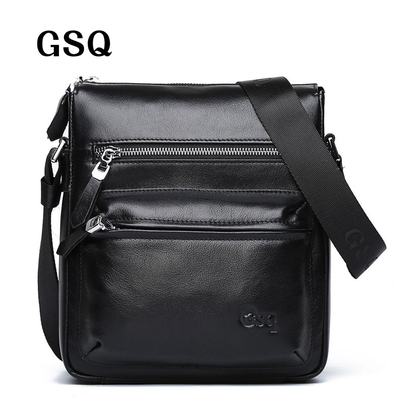 Aliexpress.com : Buy GSQ High Quality Genuine Leather ...