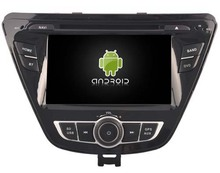 Android 6.0 quad core 1024*600 car dvd player multimedia radio gps navi 4G lite TPMS obds DVR headunit for Hyundai Elantra 2014