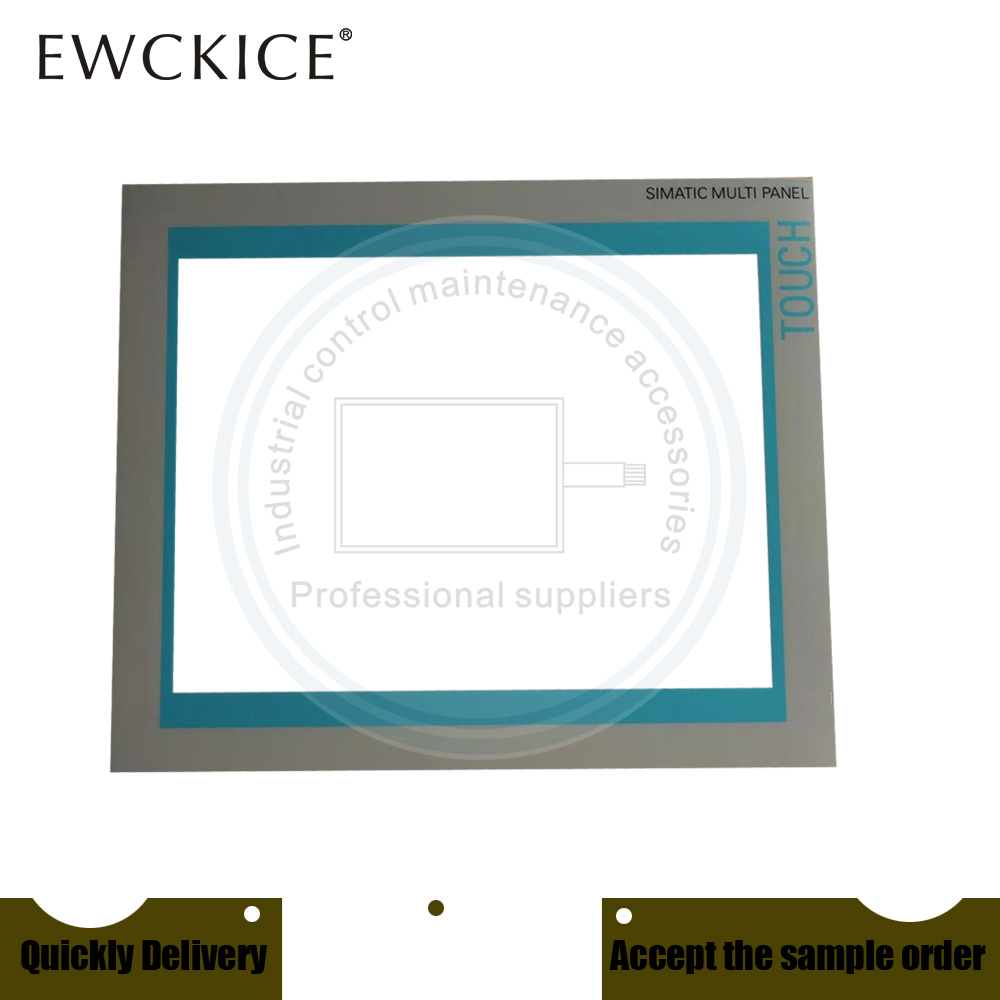 NEW 6AV6 545-0DA10-0AX0 MP370-12 6AV6545-0DA10-0AX0 HMI PLC Front Label Industrial Control Sticker
