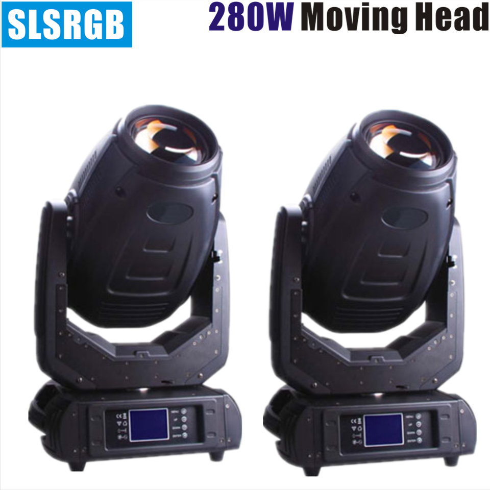 2pcs/lot Robe pointe copy 280w 10r sharpy beam effect 3 in 1 moving head for party disco robe pointe 10R moving head, 280W 10R