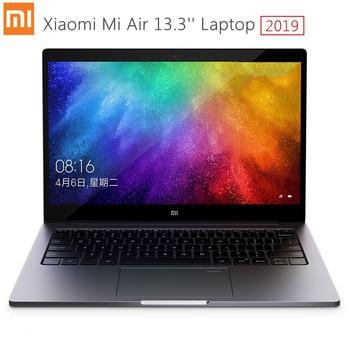 2019 Xiaomi Mi Air Laptop 13.3 inch Windows 10 Intel Core i5-8250U / i7-8550U NVIDIA GeForce MX250 8GB RAM 256GB SSD Fingerprint