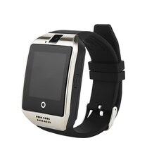 ZAOYI Bluetooth Smart Uhr Q18S Unterstützung SIM/Tf-karte Kamera Digitale Smartwatch Für Iphone xiaomi Samsung Android PK U8 GT08 DZ09