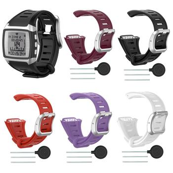 16mm 22mm Replacement Strap Silicone Band For FT60 Polar Smart Heart Rate Monitor Watch-M30 strap
