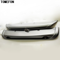 TOMEFON For Nissan Qashqai Dualis J11 2014 2015 2016 2017 Auto Accessories ABS Front Rear Bumper