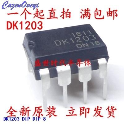 10pcs/lot DK1203 Line Instead Of THX203 DIP8 Management IC DK New Original In Stock