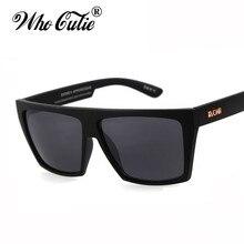 WHO CUTIE EVOKE Sunglasses 2017 Men Classic Square Driving Male Sun Glasses Shades Brand Designer Celebrity Oculos OM282