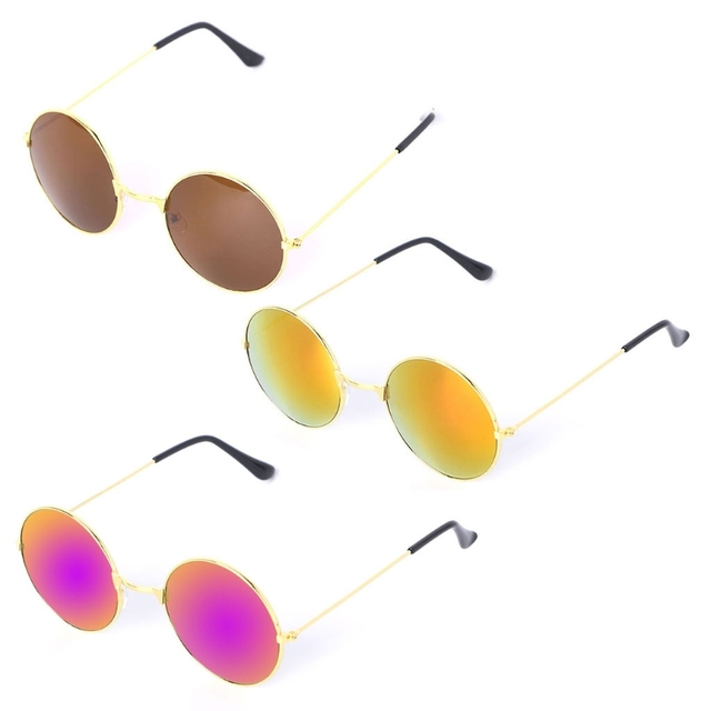 NoEnName_Null Man Woman Universal Driving Vehicle Anti-light Glasses Fashion Glasses