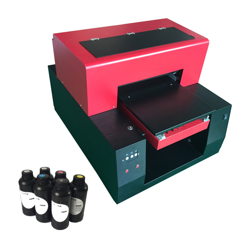 A3 UV flatbed printer Wood Printing Machine Uv Flatbed Printer For Card Glass Ceramic bottle printer with ink printio чехол для iphone 7 глянцевый