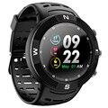 2018 Nuovo IP68 Impermeabile Astuto di GPS Della Vigilanza F18 Schermo a Colori Grande Batteria Tasso di Sentire Monitor Donne Degli Uomini di Sport Smartwatch