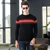 New Arrival England Style Men S Sweater Outwear Autumn Winter Knitting Full Sleeves O Neck Collar