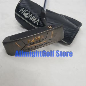 Image 1 - New Honma HP 2001 Golf Putter Club Golf Club R58 Grip High Quality with Headcover Free shipment