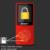 Original RuiZu X02 HiFi Player Gravador FM E-Book Relógio Esporte Music Player Mp4 Pode Jogar 100 horas