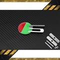 Envío Gratis Car Styling S Logo 3D Frontal de Metal Capucha Grille Grill Emblema de la Insignia De JAGUAR XJ F-TYPE S-TYPE X-TYPE XE XF