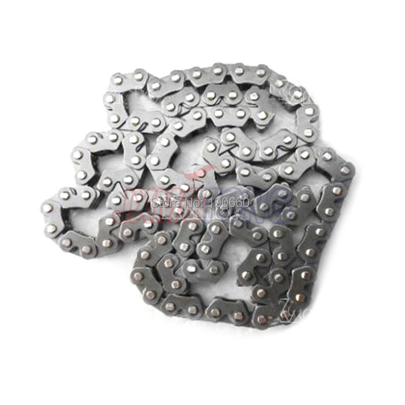 ZONGSHEN CB250 250cc Engine Time Timing SS Chain 3 4 104 Links Fit To Most Motorcycle