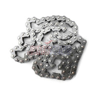 ZONGSHEN CB250 250cc Engine Time Timing SS Chain 3*4 104 Links Fit To Most Motorcycle Dirtbike ATV Quad Parts Free Shipping