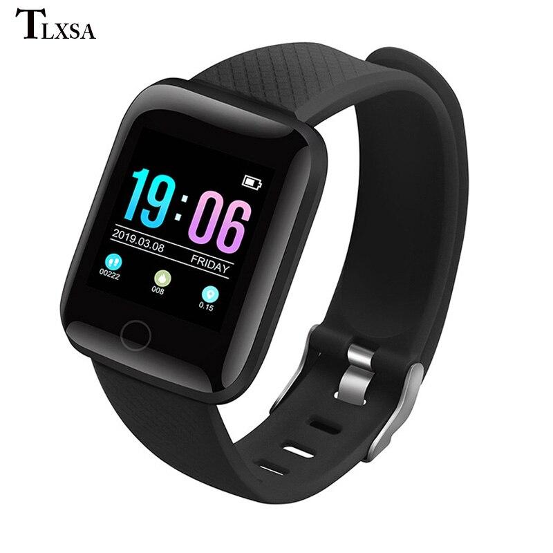Children's Watches Smart Watch HR Pedometer Fitness Tracker Kids Sport Watch Boys Girls SmartWatch Heart Rate Monitor WristWatch|Smart Watches| |  - title=