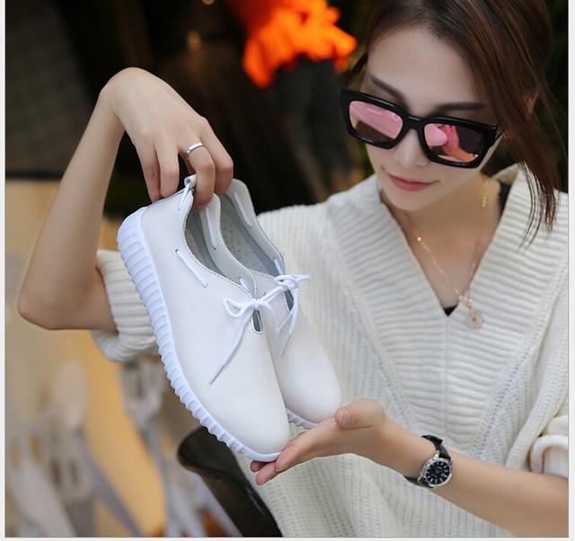 Весна Лето Новая Мода Легкая Дышащая Случайные Женская Обувь, удобная Стильная Туризма Дамы Повседневная Обувь