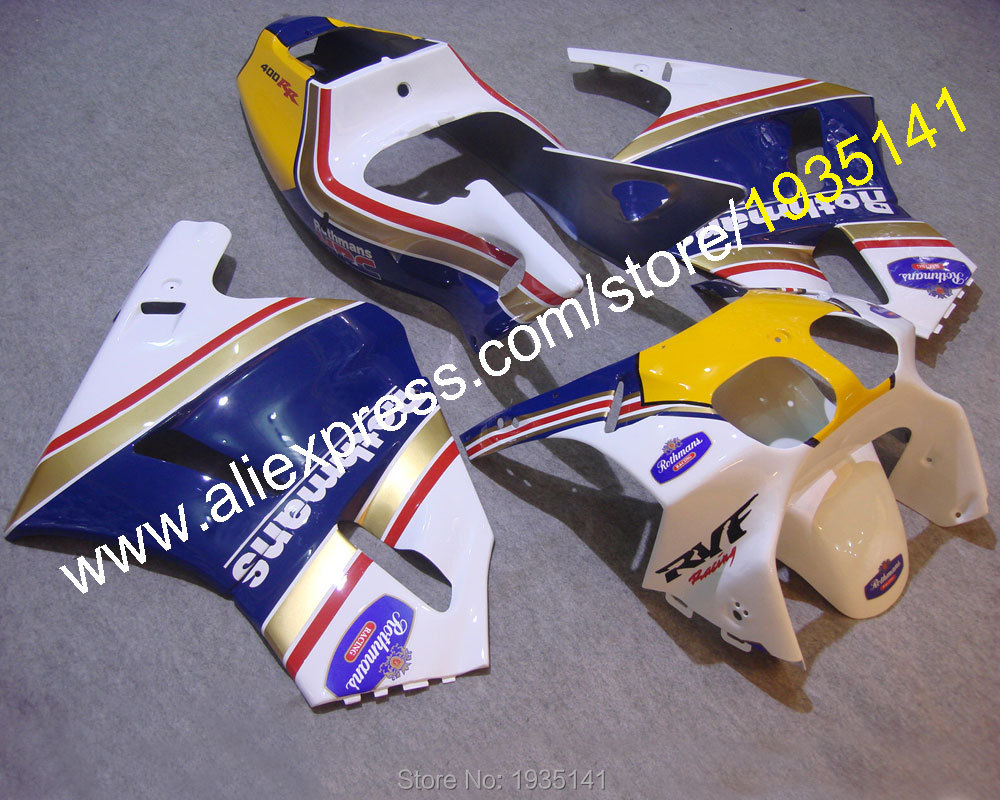 Горячие продаж,мода комплект для Honda RVF400R MC35 1994-1998 RVF35 ЛРВ 400 NC35 Р 94 95 96 97 98 ABS пластик Обтекателя мотоцикла спорт