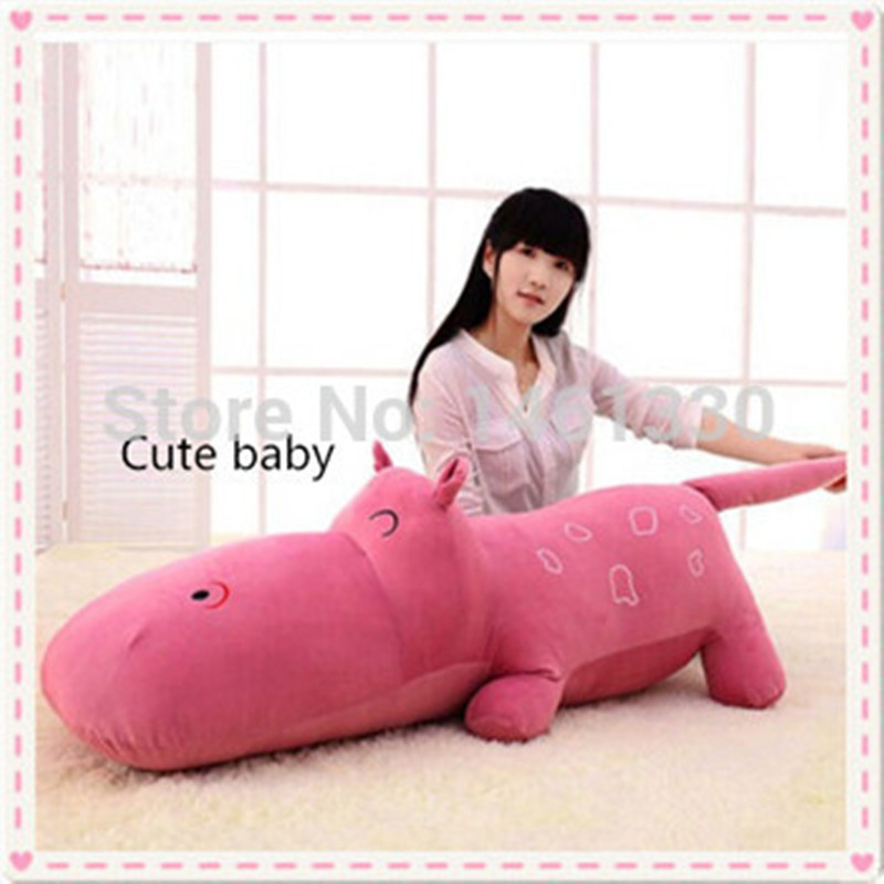 Hippos Plush Toys Large Plush Animals Huge Stuffed Animal Giant