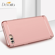 ФОТО deyonta hard plastic cases for huawei honor v10 case ultre slim phone cover for huawei honor view v10 cover shell back housing