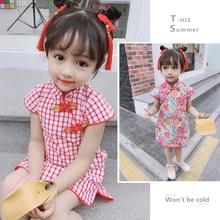 Girls Summer Dress Little Girl CottonFrocks Girls Fashion Little Kids Clothing Girl Child Kids Clothes China  Toddler Dresses цена и фото