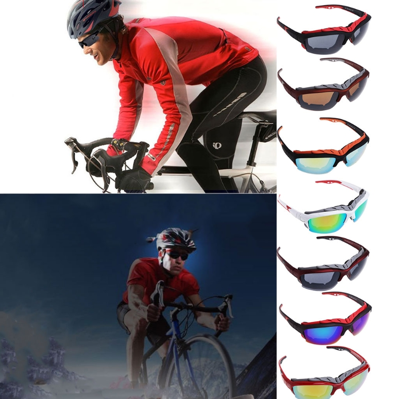 Outdoor Unisex Sport Cycling Bicycle Bike Riding Sun Glasses Eyewear Goggles New