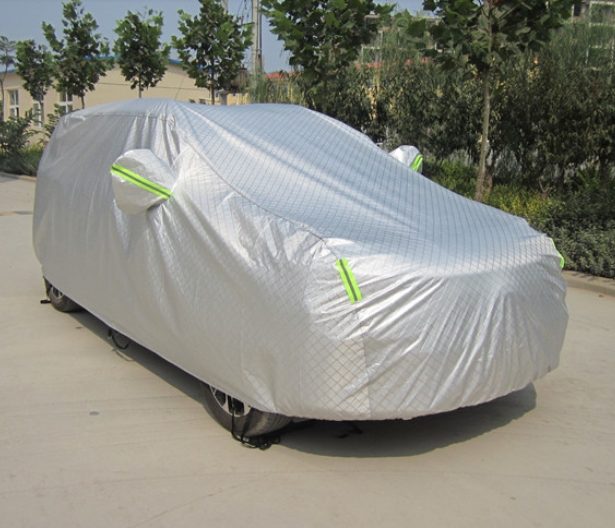 High quality! Custom special car covers for Skoda Karoq 2019 2018 sunscreen waterproof durable Against car cover,Free shipping(China)