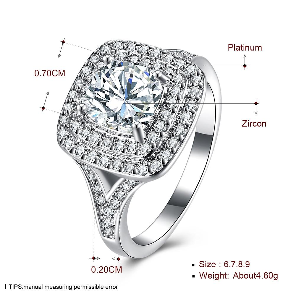 white white gold filled as mulheres white stone ringen anelli de moda americano tibetana friends atacado Dahu R Dahu Rico rings