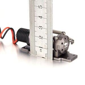 Image 4 - Treuil démulation entièrement métallique avec un seul moteur, pour camion à chenilles RC