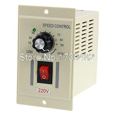 Plastic Shell Input AC 220V Output DC 180V Motor Speed Controller цены