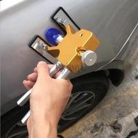 AA Universal Car Dent Repair Puller Kit 18 Tabs Hail Removal Tool Car Body Paintless Dent Lifter Repair Tool for Car Motorcycle
