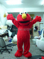 Red Elmo Mascot Costume Halloween Costumes Chirstmas Party Adult Size Fancy Dress Free Shipping